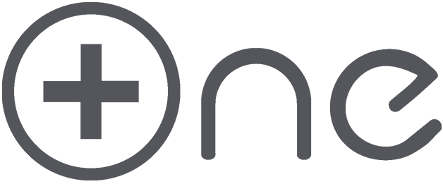 Pickup sports app, PlusOne, logo