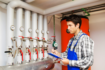 Boiler servicing and repair
