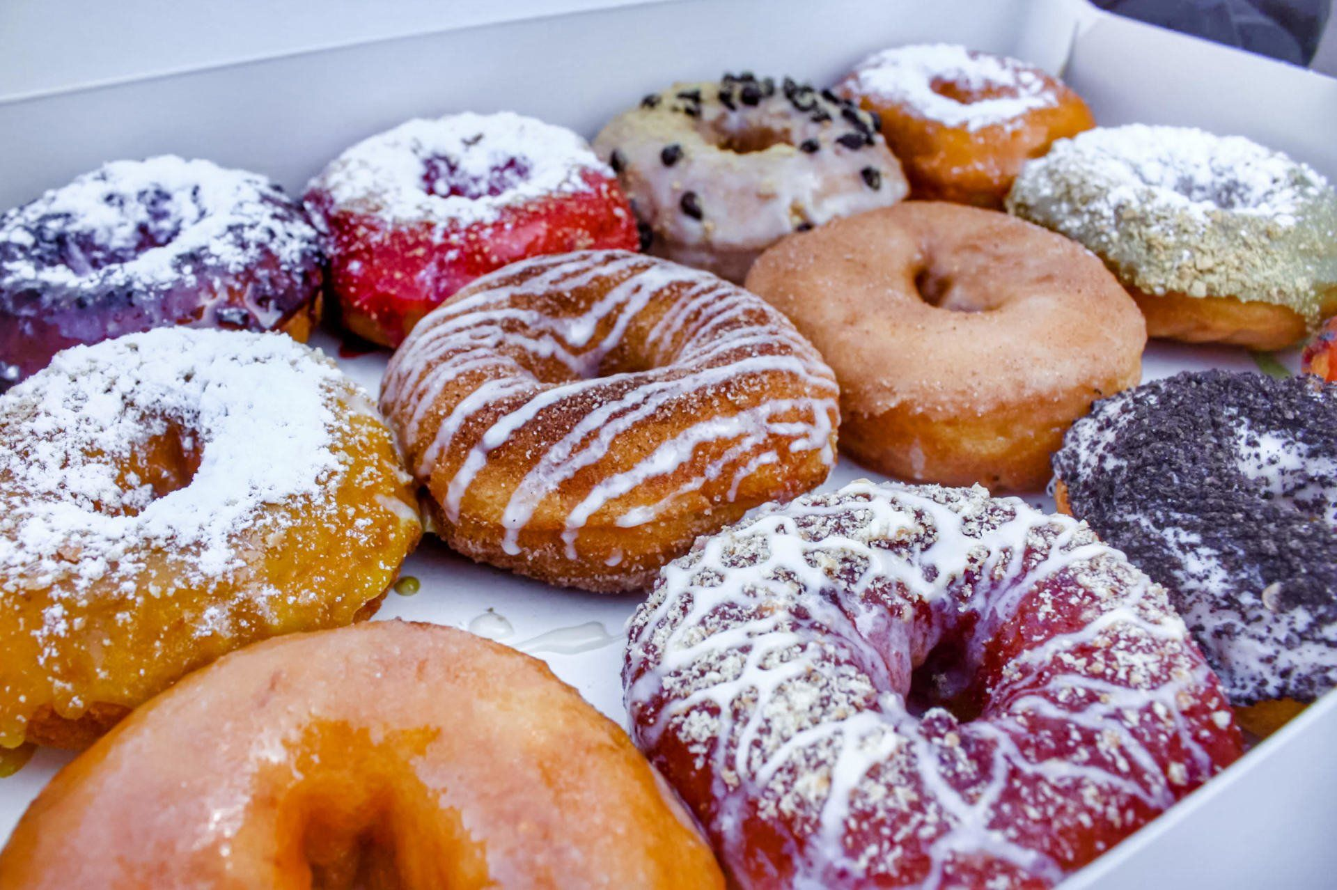 Fractured Prune Donuts Surf City