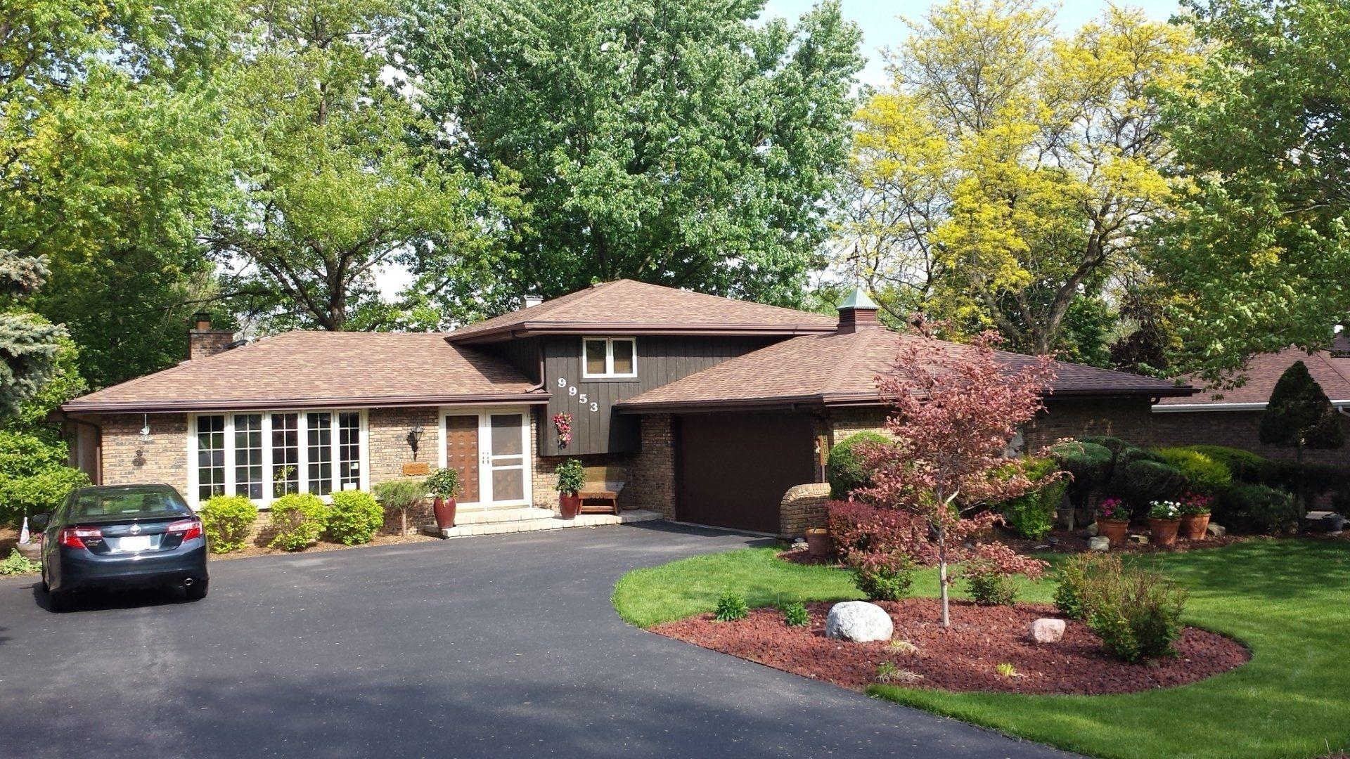 Oak Forest Il Roofing Contractors Service Area A Abel