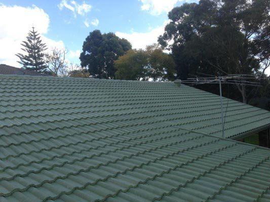 Roof Restoration In Penrith Bellan Roofing Pty Ltd