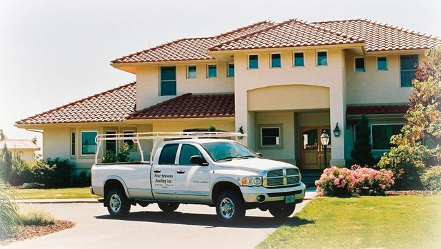 Four Seasons Roofing Inc Roofing Ontario Or