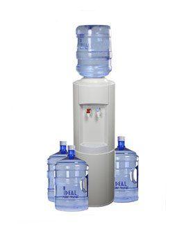 Bottled Water Coolers Rental