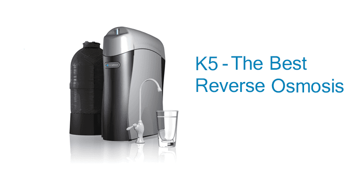 Kinetico K5 Drinking Water Systems