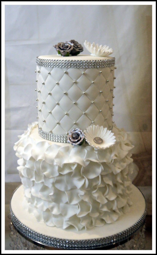 Anniversary Cakes By Classic Touch Cakes