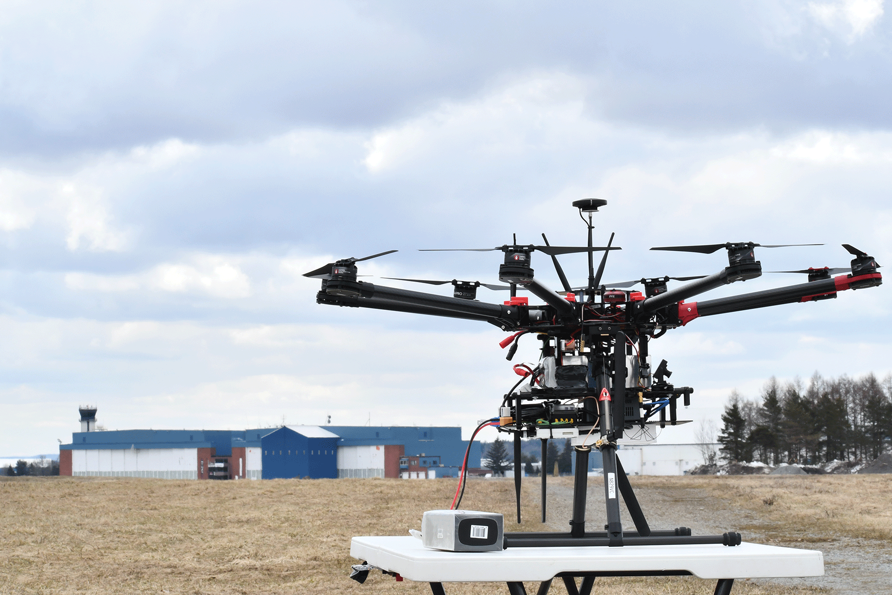 Drone Integration Work at NY UAS Test Site