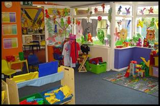 Play Learn Nursery Derby Sutton