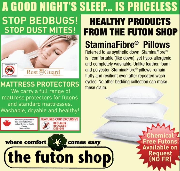 Mattress Protectors The Futon