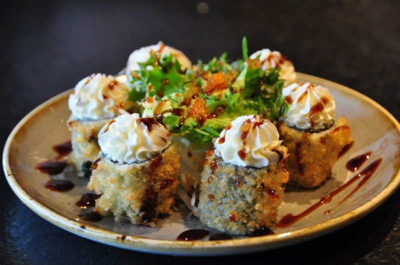 Ristorante fusion giapponese   Fonte Nuova, RM   Komugi Sushi