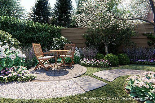 Wonderful Gardens Landscape Design Garden Landscape Designers