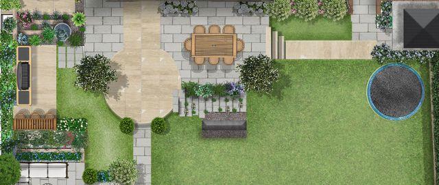Contemporary Garden Designers