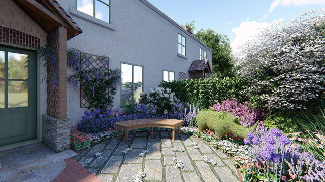 Small Garden Design For Small Outdoor Spaces