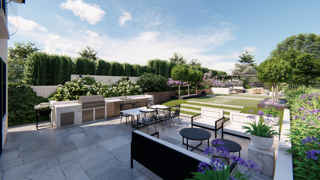 Contemporary Garden Designers For Contemporary Spaces