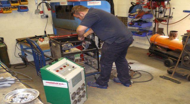 Welding Equipment Servicing Proweld Uk Ltd