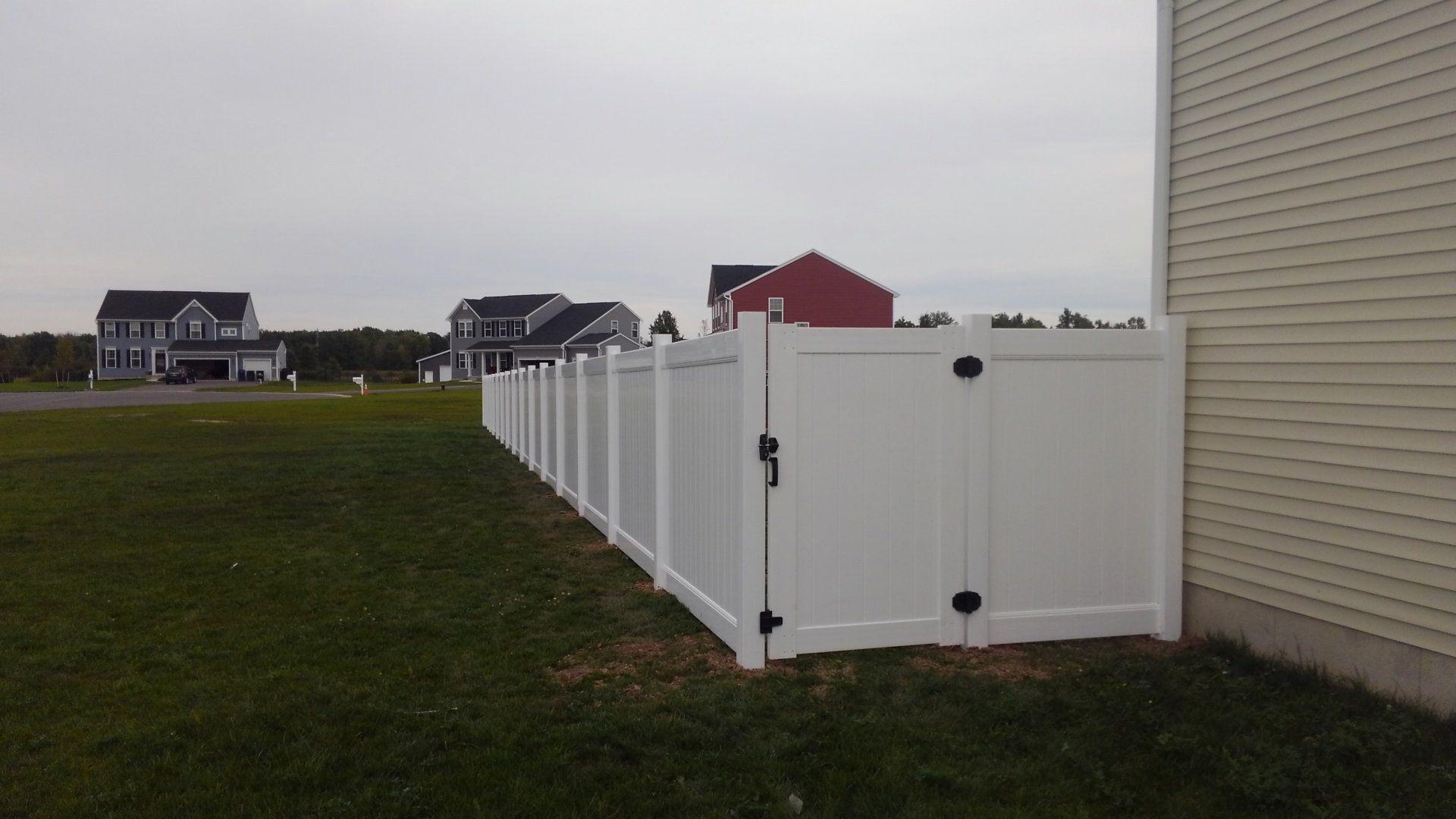 Vinyl Fencing For Cheektowaga Amp Buffalo Ny Capital Fence Co