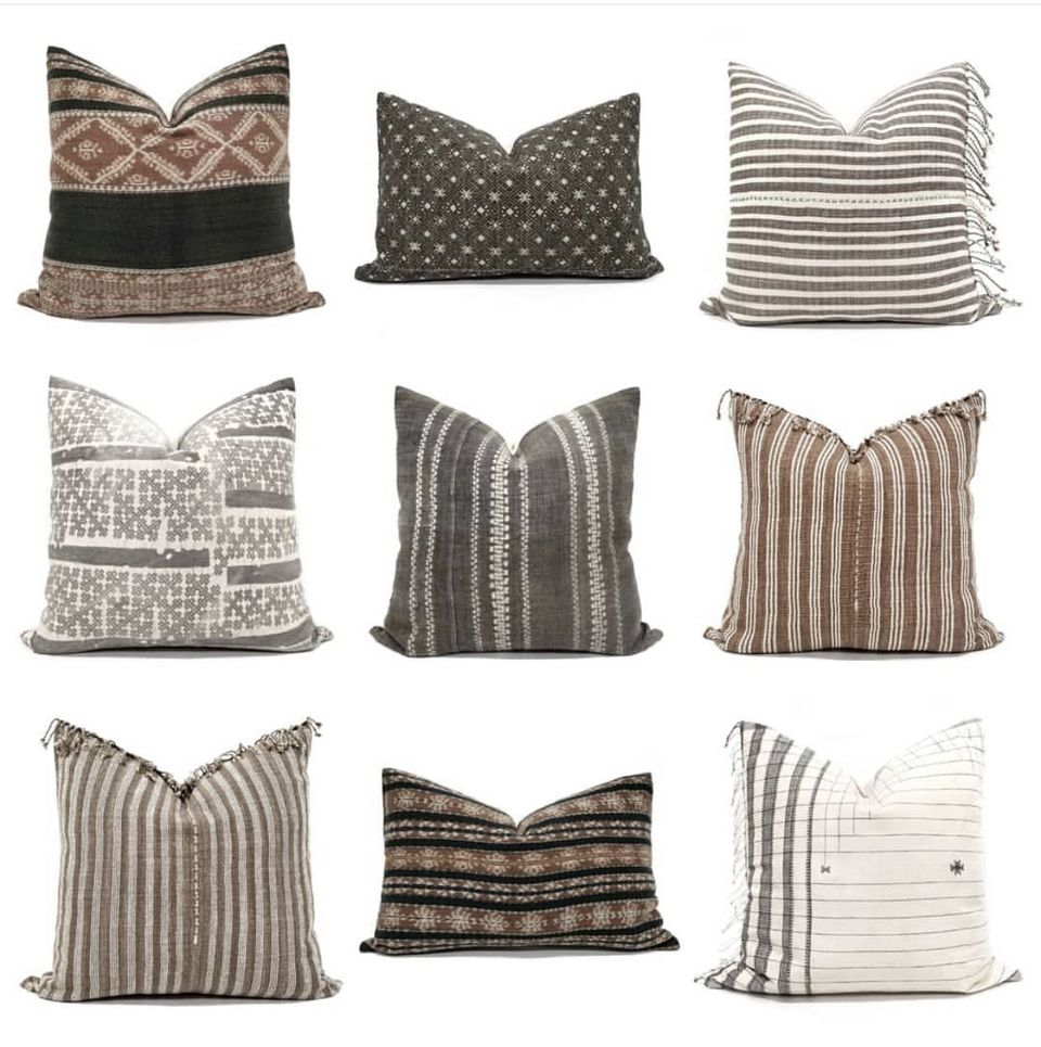 Pillow Cover Round Up