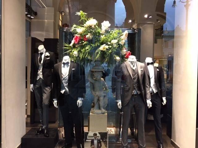 Vestiti Eleganti Genova.Abbigliamento Da Cerimonia Genova Sigfrid Uomo Collection