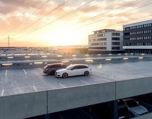 4 Steps To Parking Lot Design