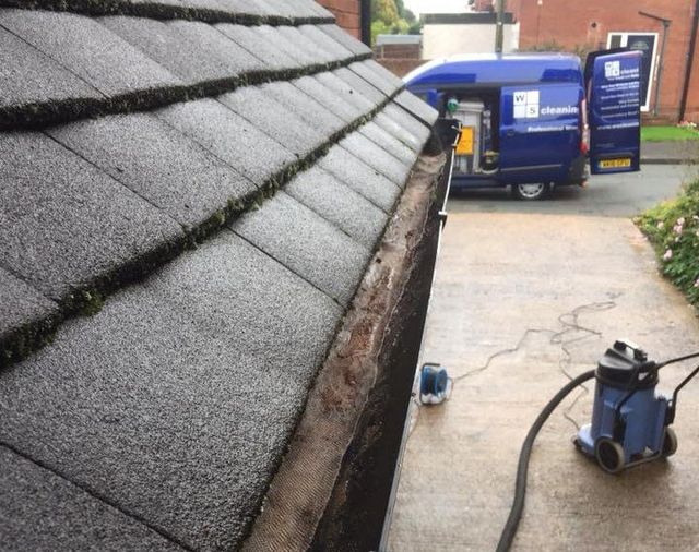 Quality Gutter Cleaning Service Ws Cleaning Solutions