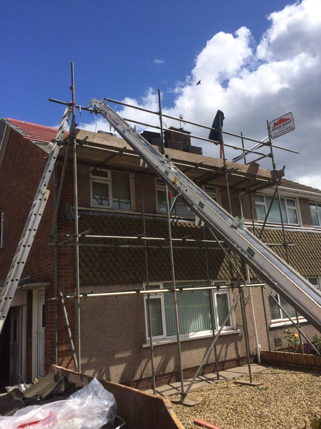 Roofing Company Build Right Roofing
