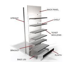 Evolve S50i Complete Shelves Set of 4