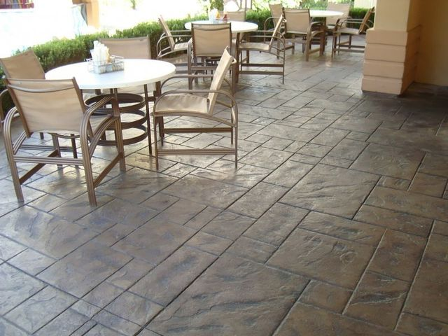 Stamped Concrete Floors Can Help Boost Customer Growth And Loyalty