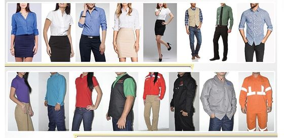 SAJAYNEL - uniformes