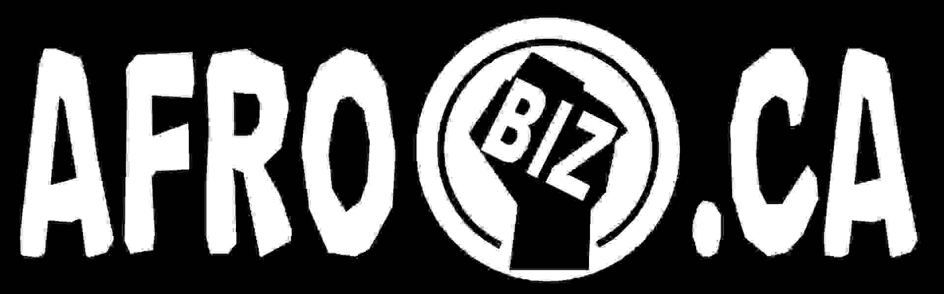 Logo for Afro Biz.