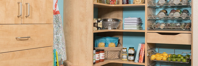 5 Ways A Custom Kitchen Pantry Can Change Your Life