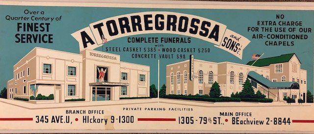 Our History Andrew Torregrossa Sons