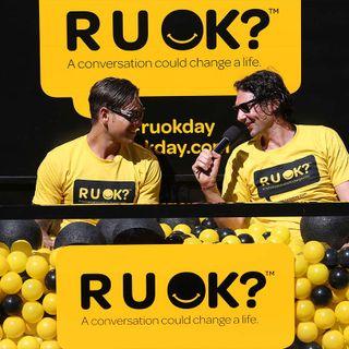 How to get involved with R U OK?
