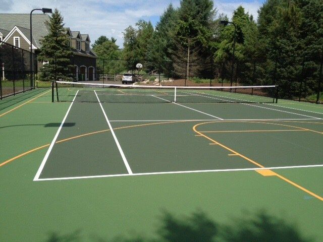 Sports Courts Dimensions