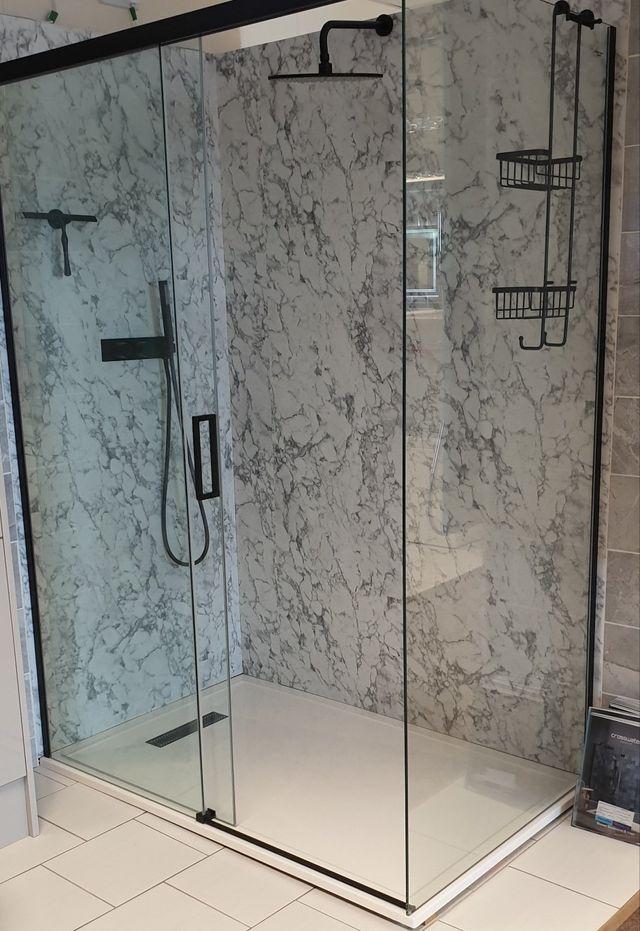 Shoreline Bathrooms Ltd Great Yarmouth Wall Panels