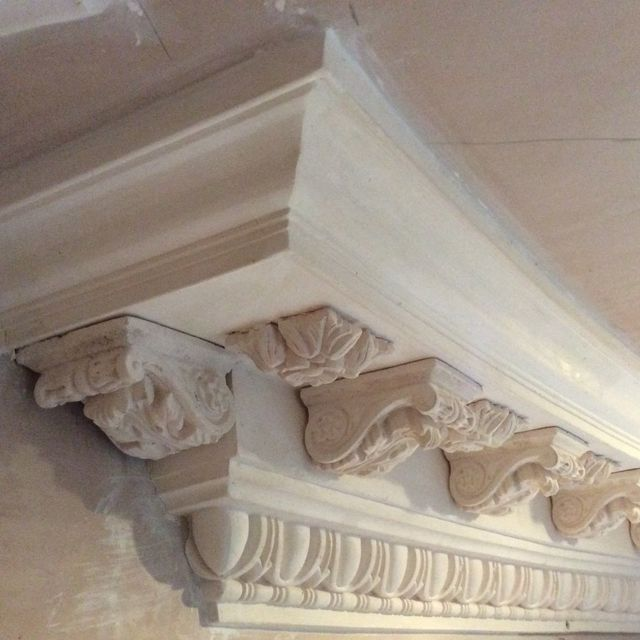Ornate Coving Experts In Plymouth
