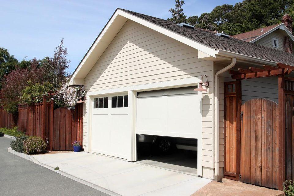Temporary Spring Repair Blocks For Sectional Garage Door Torsion Springs Single