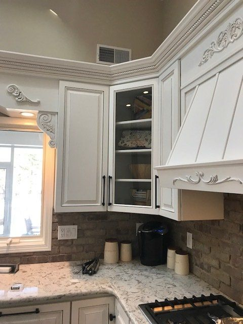 Kitchen Cabinets Monmouth County Nj Start To Finish Painting