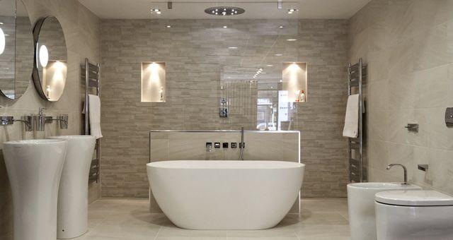 Bathroom designs for virtually any