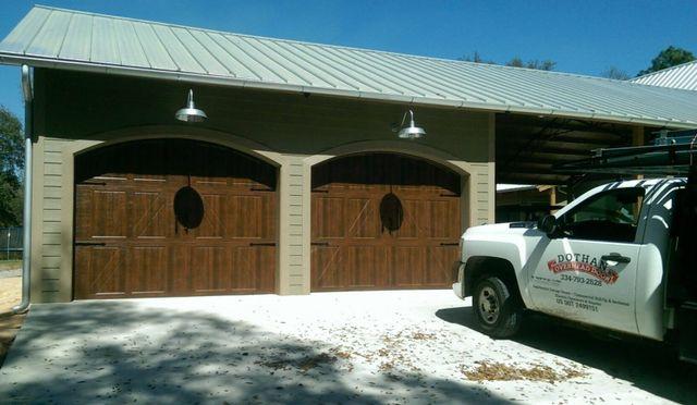 Dothan Overhead Door Llc Garage Doors Dothan Al