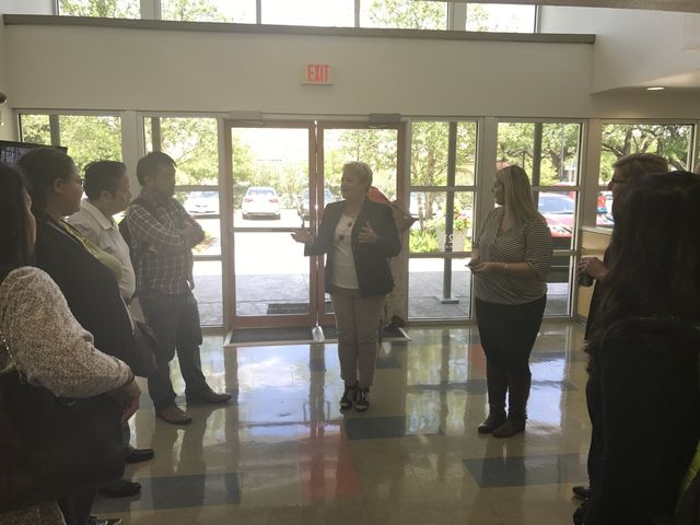 Hawaii Delegation Visits Houston To Learn From Exemplary Homeless Response System