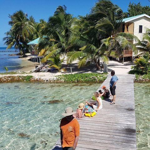 What To Do Around Hopkins Belize