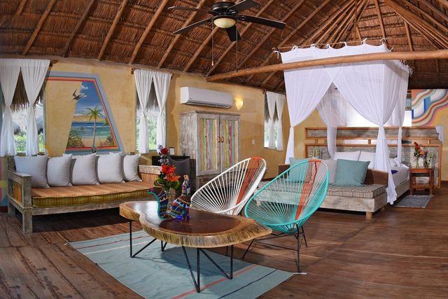 Villa Pescadores Top Beach Cabanas In