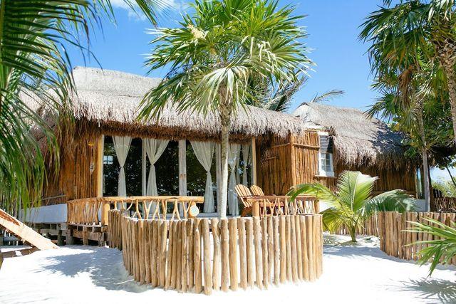 Villa Pescadores Cabanas Tulum Two