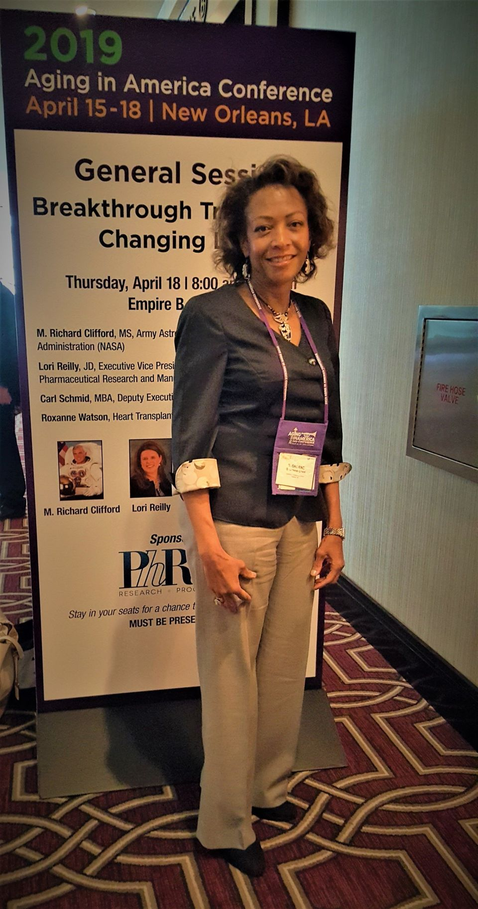 2019 Annual Conference of the American Society on Aging