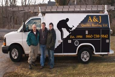 A J Quality Roofing Llc New Hartford Ct Home