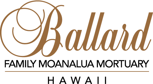 Ballard Family Moanalua Mortuary Hawaii