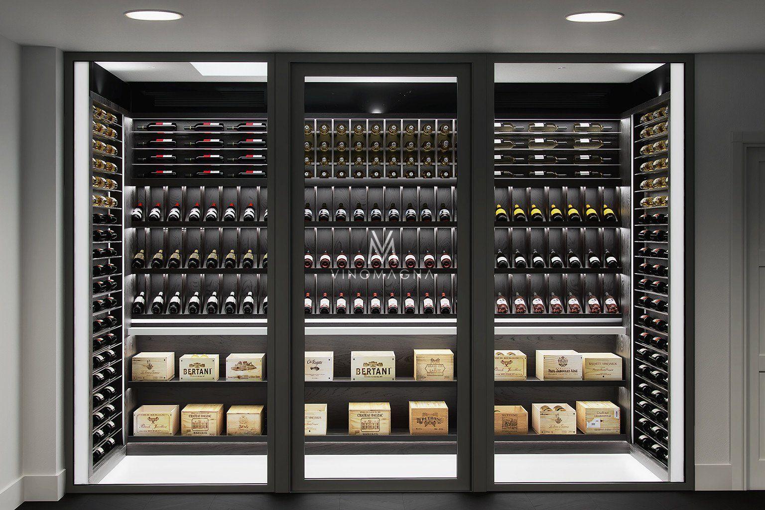 Bespoke Home Wine Cellar