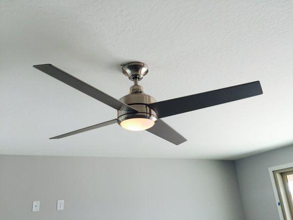 Ceiling Fan Installation Electrical Triple Tech Services