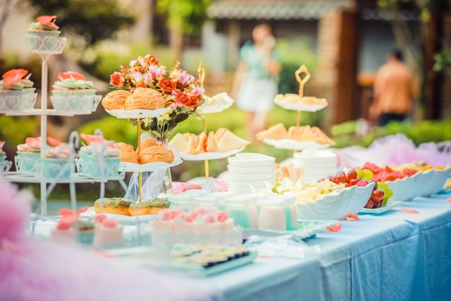 Creative Wedding Catering Ideas During Covid 19