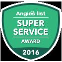 Angie's List Super Service Award | AirCon Service Company Houston