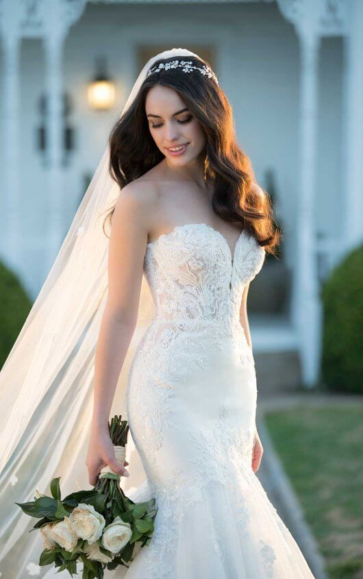 Bridal Gowns And Dresses Knoxville Tn White Lace And Promises